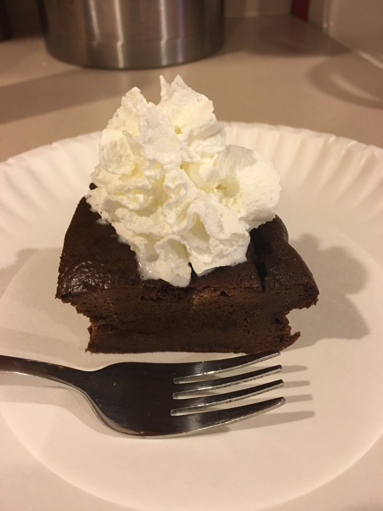Nut-free Keto Brownie